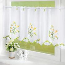 Blancheporte Kvetinová záclona