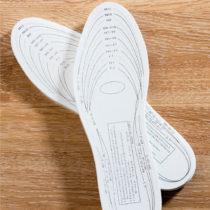 Blancheporte 1 pár penových vložiek do topánok