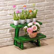 Blancheporte Stojan na kvety, 2 poličky