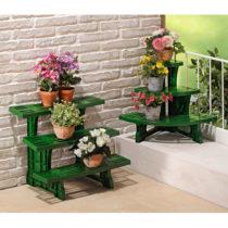 Blancheporte Stojan na kvety, 3 poličky