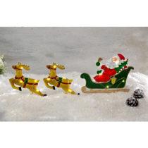 """Blancheporte Solárna dekorácia """"Santa Claus na saniach"""""""