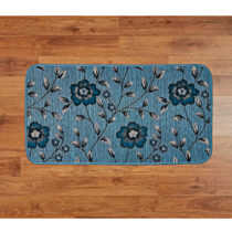 Blancheporte Koberec do kuchyne 50 x 200 cm, modrá 50x240cm