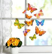 "Blancheporte 10 obrázok na okno ""Motýle"""