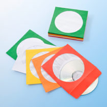 Blancheporte 50 obalov na CD, rôzne farby