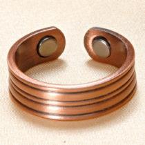 Blancheporte Magnetický prsteň, medená medená