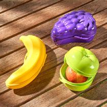 """Blancheporte 3-dielna súprava škatuliek """"Ovocie"""""""