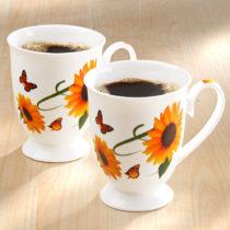 "Blancheporte Šálka na kávu ""Slnečnica"""
