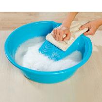 Blancheporte Valcha s umývadlom, modrá modrá