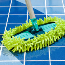 Blancheporte Návlek na mop, zelená zelená