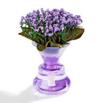 "Blancheporte Váza + kytica ""Levanduľa"""