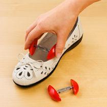 Blancheporte 2 rozťahovače obuvi