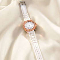 Blancheporte Dámske hodinky, biela biela