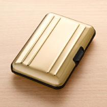 Blancheporte Puzdro na doklady, zlatá zlatá