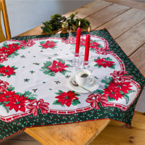"Blancheporte Obrus ""Vianočná hviezda"" 80x80cm"
