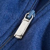 Blancheporte 3 úchytky na zips, strieborná farba strieborná