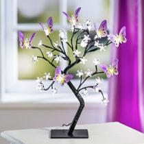 Blancheporte Dekoračný strom s motýľmi