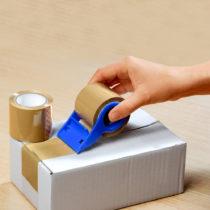 Blancheporte Odvíjač balíkovej pásky + 2 pásky