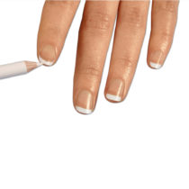 Blancheporte Bieliaca ceruzka na nechty