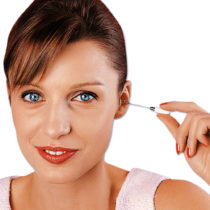 Blancheporte 2 tyčinky na čistenie uší