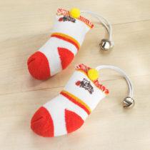 """Blancheporte 2 mačacie hračky """"Ponožka"""""""