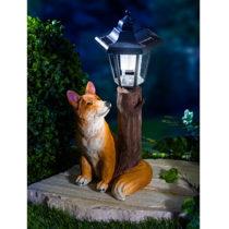 "Blancheporte Solárny lampáš ""Líška"""