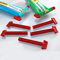 Blancheporte 5 pomôcok na vyprázdnenie tuby, červená červená