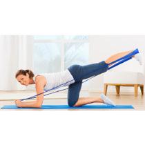 Blancheporte Gymnastický pás, slabá pevnosť silná