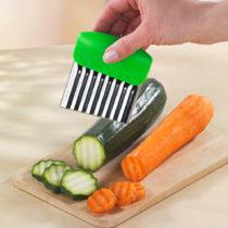Blancheporte Vlnkovací krájač na zeleninu