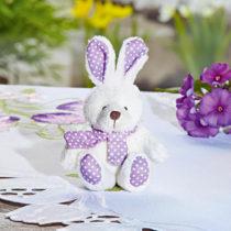 Blancheporte Plyšový zajac, ružová ružová