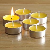 """Blancheporte 6 čajových sviečok """"Citronela"""""""