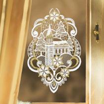 """Blancheporte Okenná dekorácia """"Kostol"""""""