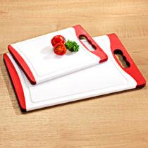 Blancheporte Doštička veľká, biela-červená biela-červená
