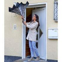 """Blancheporte Obrátený dáždnik """"Ruža"""""""