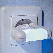 Blancheporte 2 LED úsporné nočné svetlá