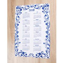 Blancheporte Utierka na riad - kalendár 2018