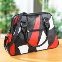 Blancheporte Trojfarebná veľká taška