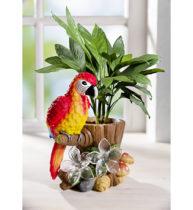 """Blancheporte Solárny kvetináč """"Papagáj"""""""