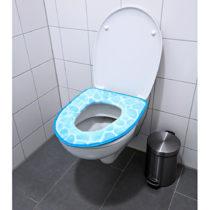 Blancheporte Poťah na sedátko WC, modrá modrá