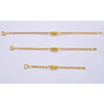 Blancheporte 3 predĺženia retiazok, zlatistá zlatistá
