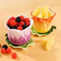 Blancheporte 2 kvetináče so želé-ovocím