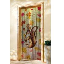 "Blancheporte Bambusový dverný záves ""Veverička"""