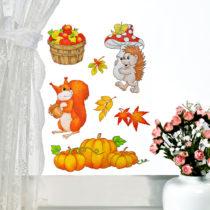 """Blancheporte Obrázky na okno """"Jeseň"""""""