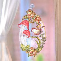 """Blancheporte Okenná dekorácia """"Jeseň"""""""
