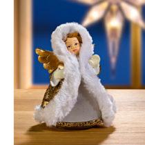 Blancheporte LED anjel, zlatistá zlatistá
