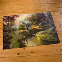 "Blancheporte Umelecké puzzle ""Večerná atmosféra"""