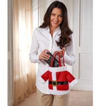 "Blancheporte Taška ""Santa Claus"""