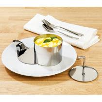 Blancheporte Forma na pokrmy/dezery 8-dielna (6 kruhov, 1 posunovač, 1 dno) posunovač + dno