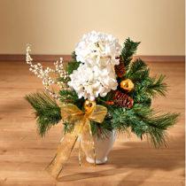 """Blancheporte Vianočná kytica """"Hortenzie"""""""