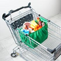 Blancheporte 2 tašky do nákupného vozíka