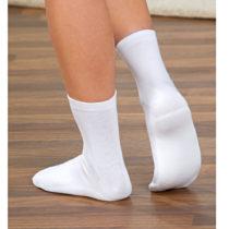 Blancheporte 2 pár gélových ponožiek 36/40